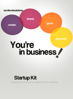 Youre in Business Startup Kit